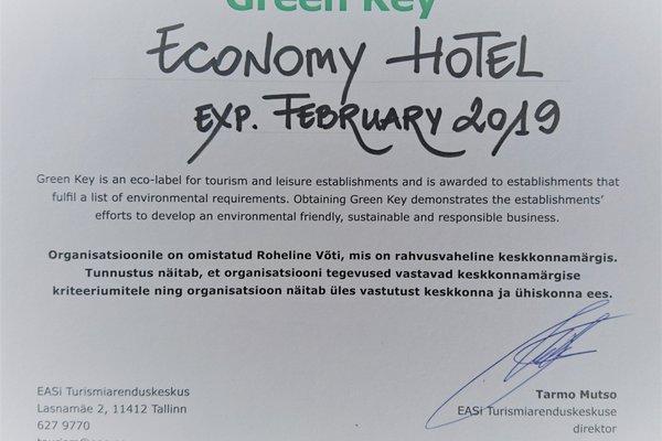 Отель «Economy» - фото 19
