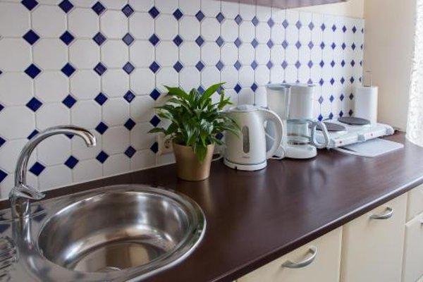 Videviku Villa Apartments - фото 12