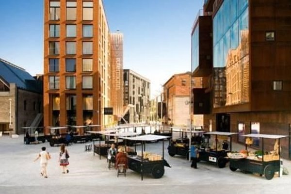 City Heart Apartments - Rotermanni kvartal - фото 7