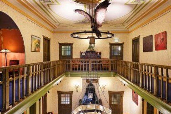 Отель Villa Ammende - фото 16