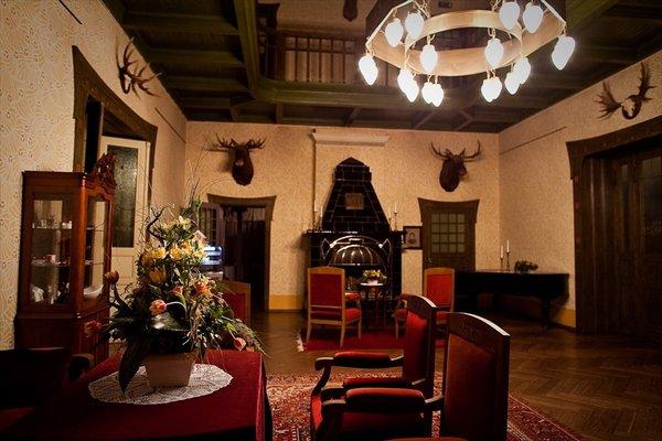 Отель Villa Ammende - фото 7