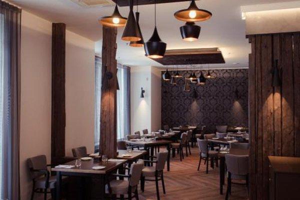 Hotel Villa Wesset - фото 12