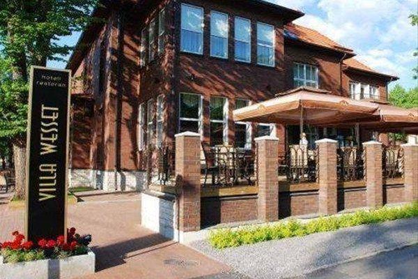 Hotel Villa Wesset - фото 21