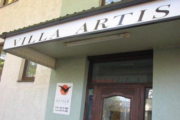 Villa Artis - фото 17
