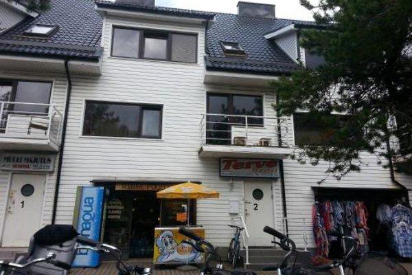 Terve Hostel - фото 21