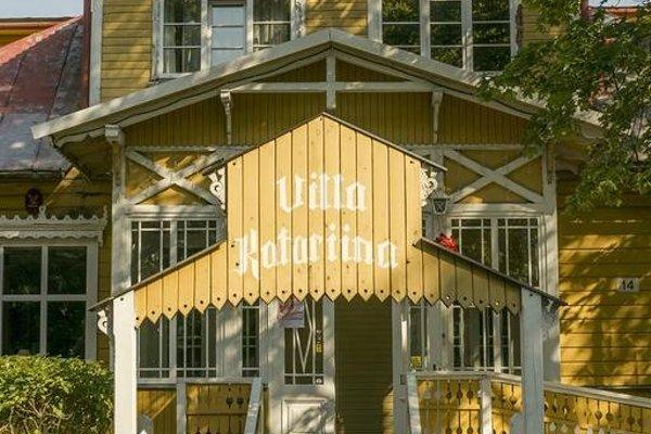 Hotel Villa Katariina - фото 11