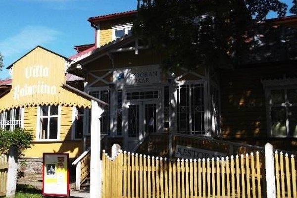 Hotel Villa Katariina - фото 12