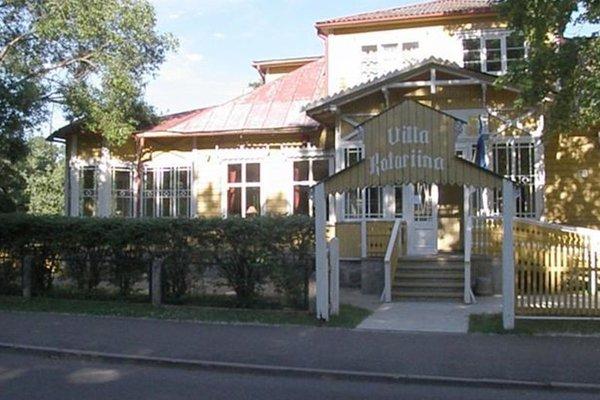 Hotel Villa Katariina - фото 13