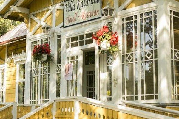 Hotel Villa Katariina - фото 6