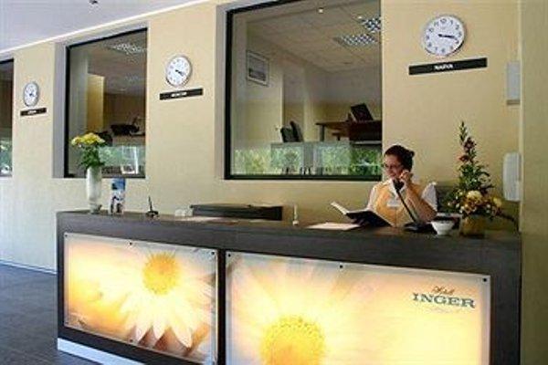 Гостиница Inger - фото 18