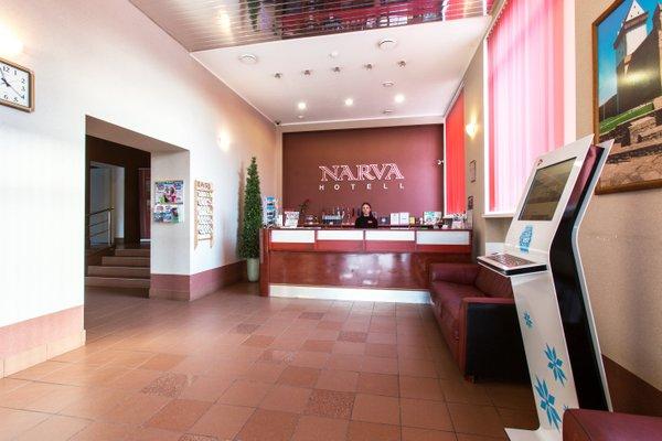 Отель Нарва - 17