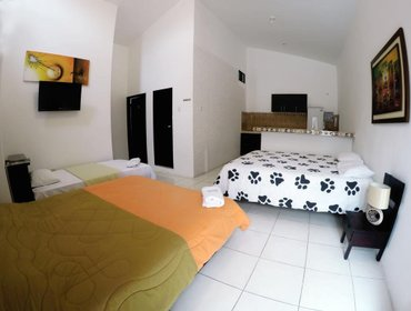 Guesthouse Hostal Mar y Tierra