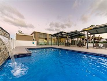 Апартаменты Echelon Apartments Yeppoon
