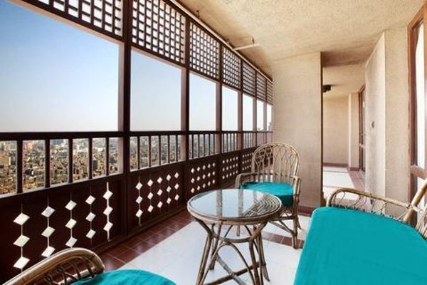 Hilton Cairo World Trade Center Residences - фото 15