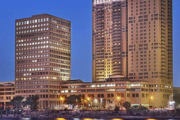 Hilton Cairo World Trade Center Residences - фото 20