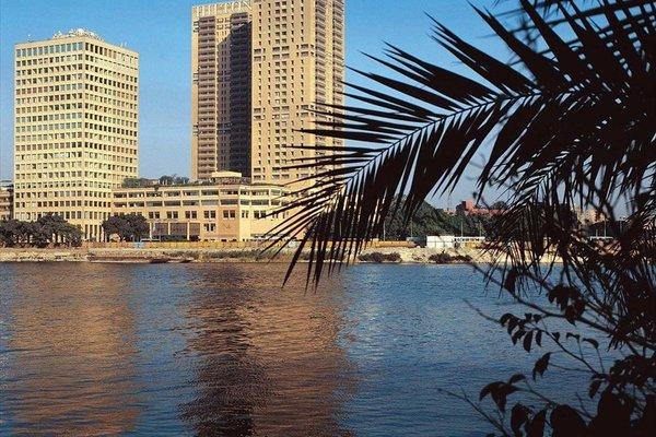 Hilton Cairo World Trade Center Residences - фото 23