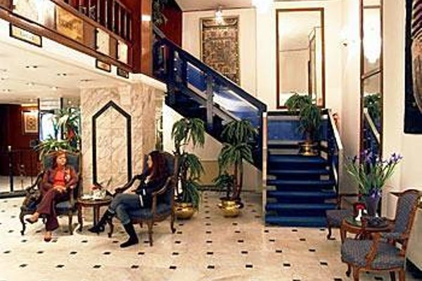 Hotel Concorde Dokki - фото 18