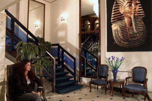 Hotel Concorde Dokki - фото 20