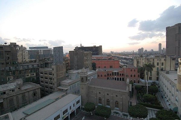Cairo City Center Hostel - фото 22