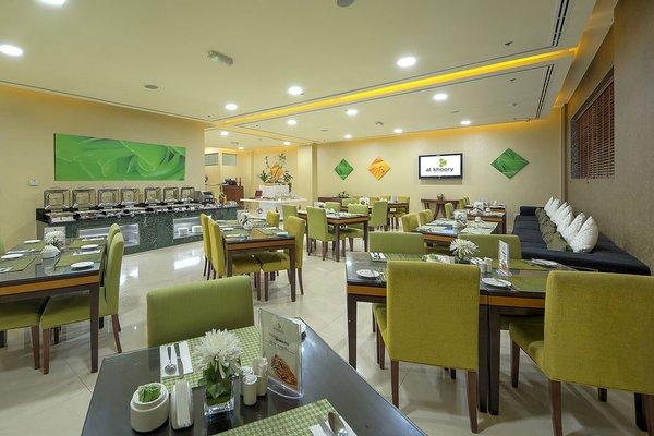 Al Khoory Hotel Apartments Al Barsha - фото 11