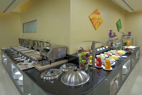 Al Khoory Hotel Apartments Al Barsha - фото 14