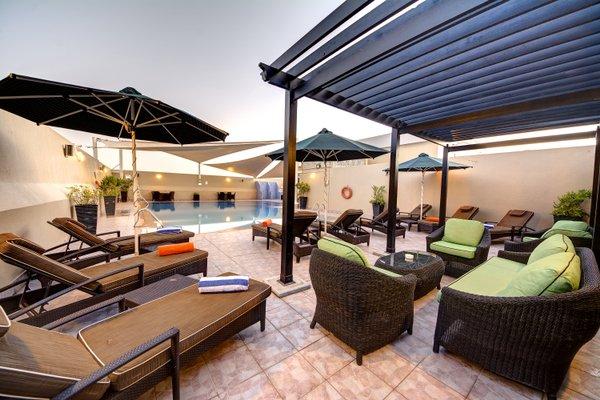 Al Khoory Hotel Apartments Al Barsha - фото 20