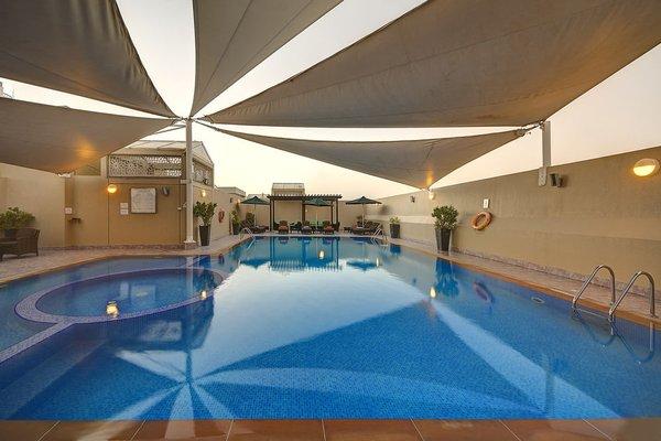 Al Khoory Hotel Apartments Al Barsha - фото 21