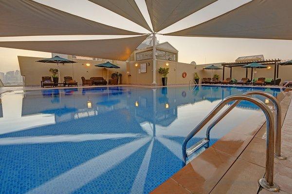 Al Khoory Hotel Apartments Al Barsha - фото 22