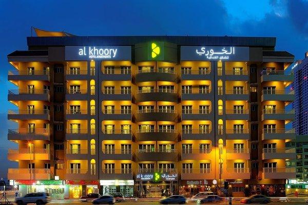 Al Khoory Hotel Apartments Al Barsha - фото 23