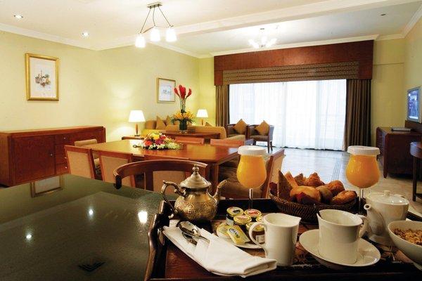 Al Khoory Hotel Apartments Al Barsha - фото 4