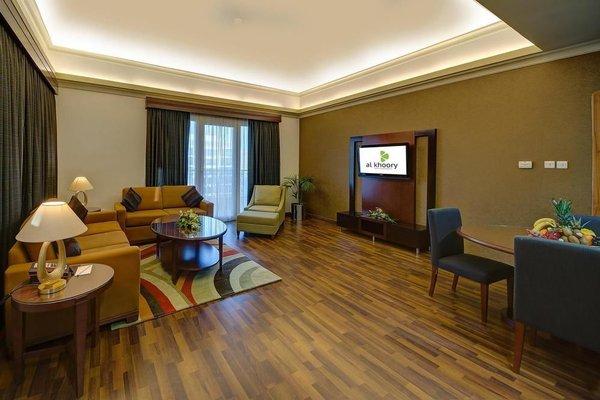 Al Khoory Hotel Apartments Al Barsha - фото 6