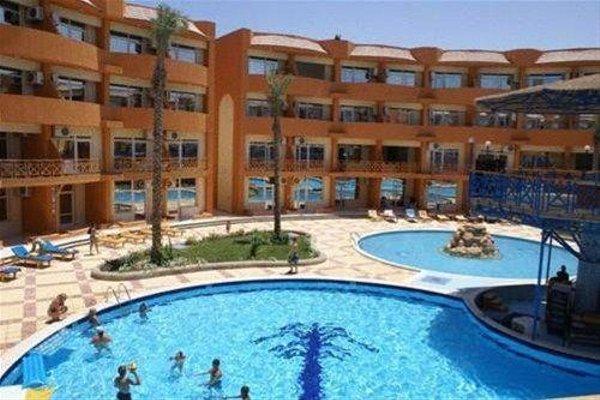 Oasis Resort & Apartment - 13
