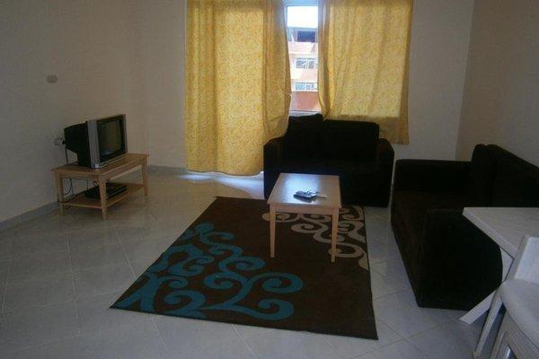 Oasis Resort & Apartment - 3