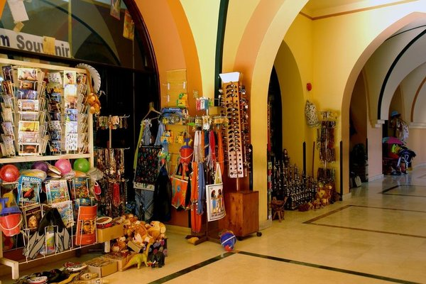 Курортный отель Jaz Makadi Saraya Resort - фото 13