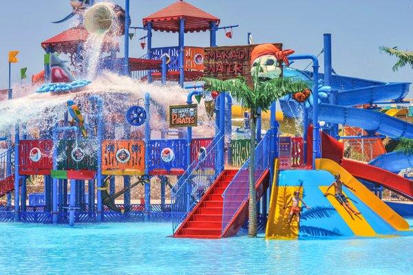 Курортный отель Jaz Makadi Saraya Resort - фото 20