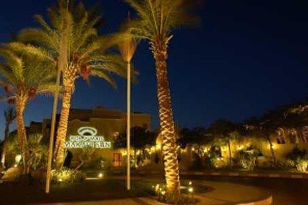 Курортный отель Jaz Makadi Saraya Resort - фото 23