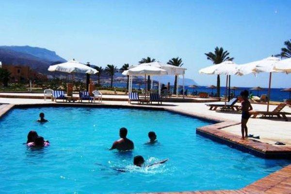 Dome Marina Hotel & Resort Ain Sokhna - фото 20