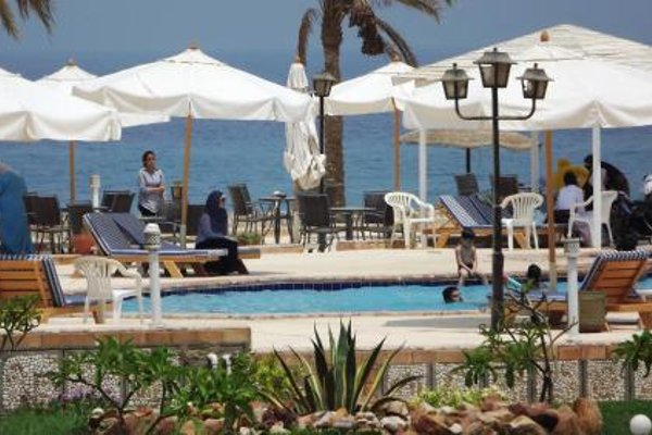 Dome Marina Hotel & Resort Ain Sokhna - фото 21
