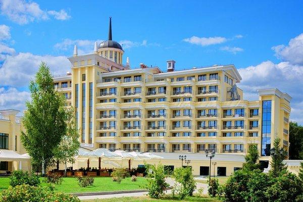 Мистраль Отель и СПА - 23