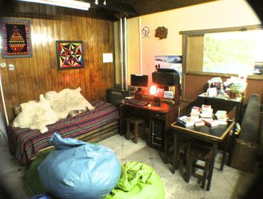 Хостел Backpackers Refugio Del Mochilero
