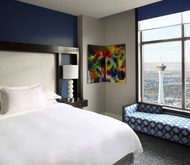 โรงแรม Hilton Grand Vacations Suites on the Las Vegas Strip