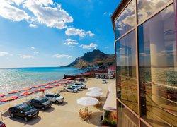 Фото 1 отеля ГК Белый Грифон - Коктебель, Крым