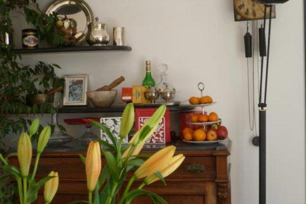 La Casa sui Tetti B&b - фото 15