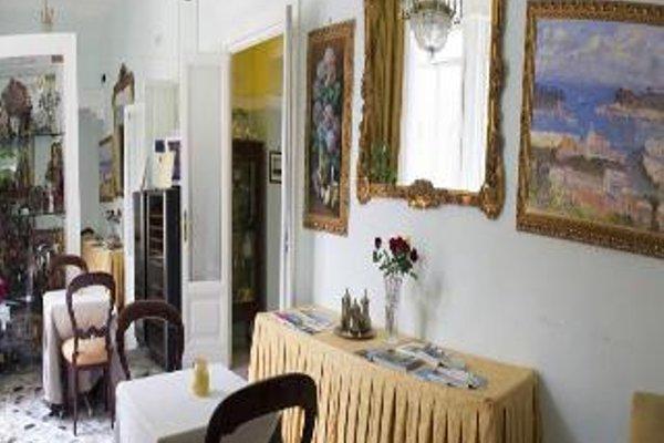 B&B Art Suite Santa Brigida - фото 11