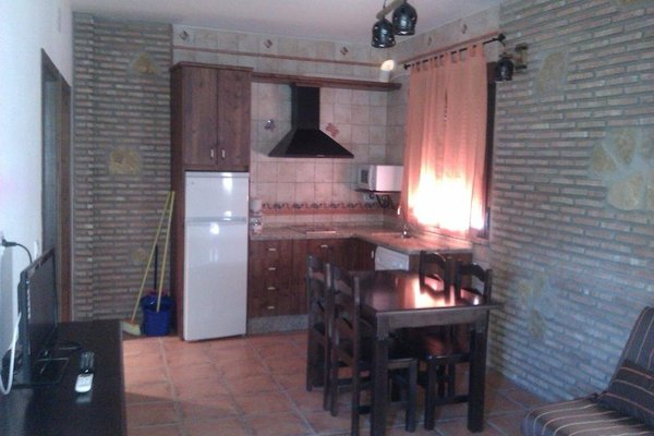 Apartamentos Rurales Tierras de Granadilla - фото 23