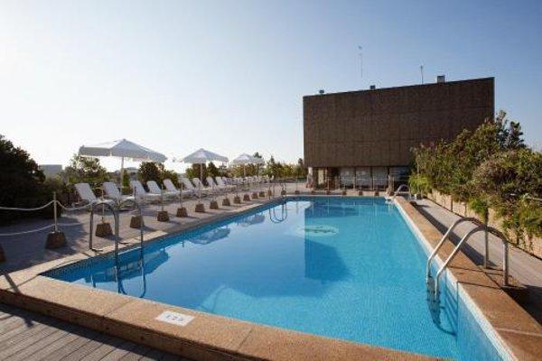 Hotel Palafox - фото 21