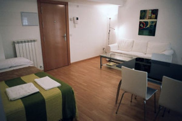 Apartamentos Auhabitatzaragoza - фото 4