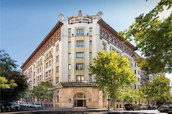 NH Collection Gran Hotel de Zaragoza - фото 22