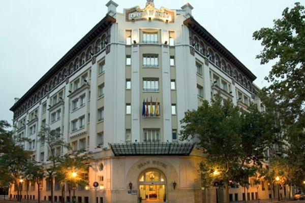 NH Collection Gran Hotel de Zaragoza - фото 23