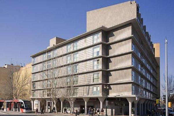 NH Ciudad de Zaragoza - фото 22